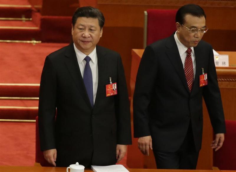 China verwacht zwakkere groei economie