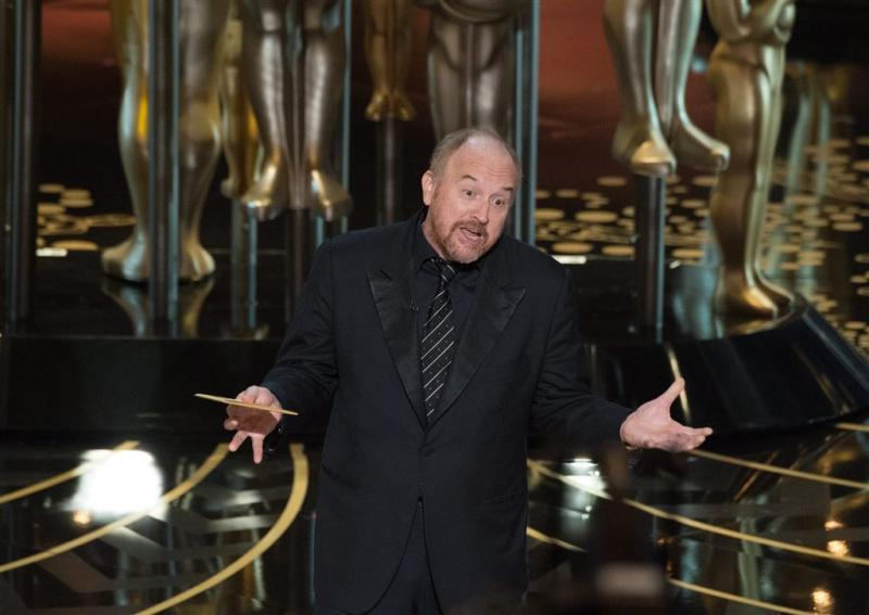 Louis C.K.: Trump is net als Hitler