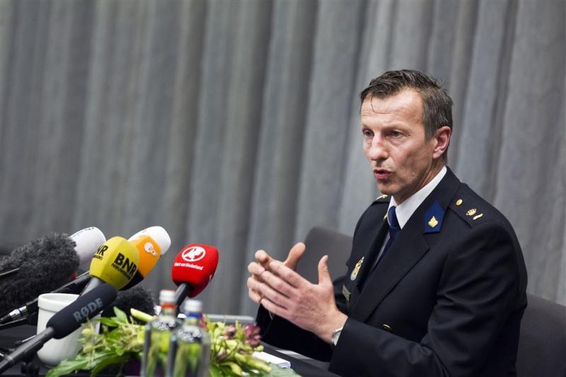 Tachtig man politie fulltime op MH17