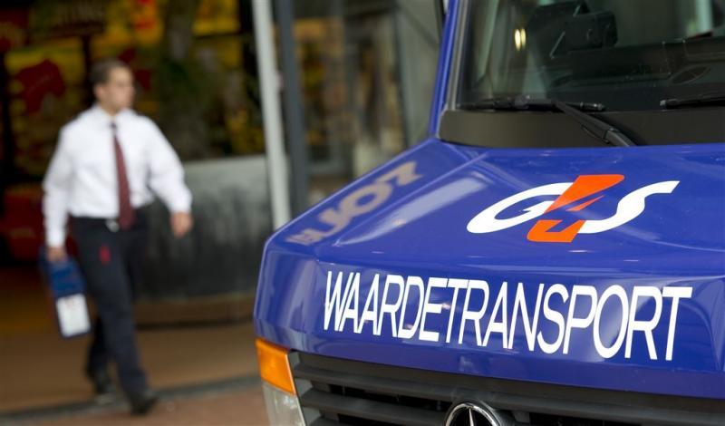 Geldloper in Amsterdam bedreigd met explosief