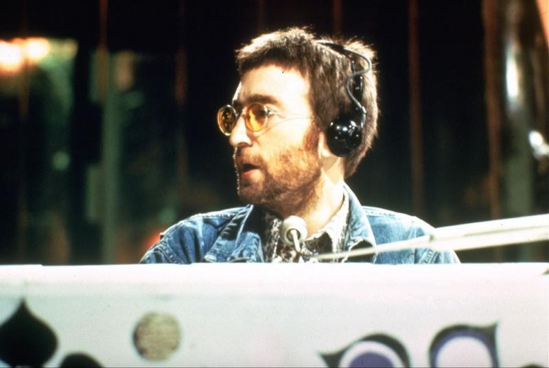 Brief John Lennon onder de hamer