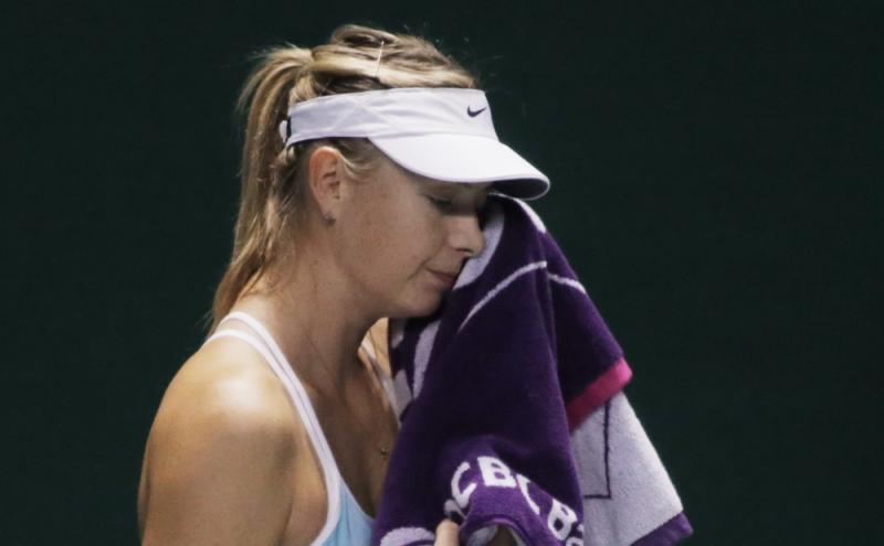 Maria Sharapova betrapt op doping (Pro Shots/Action Images)