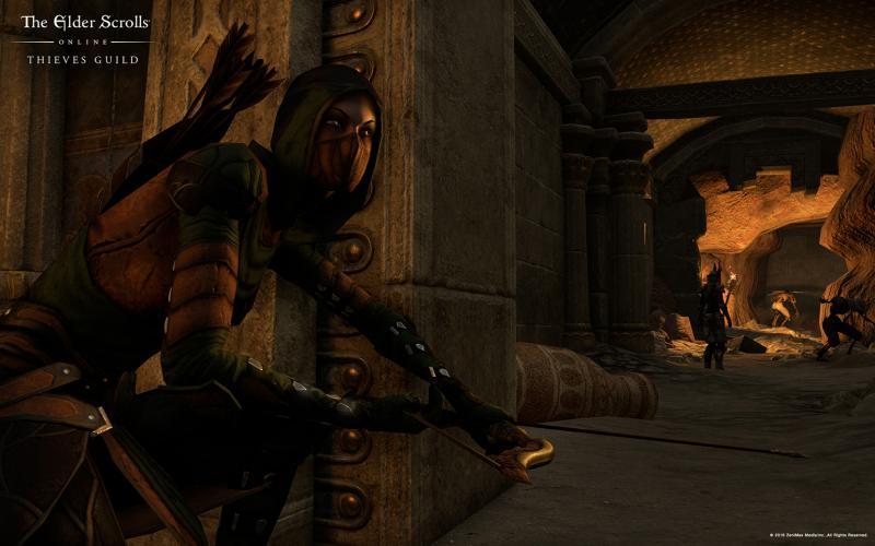 Elder Scrolls Online: Thieves Guild (Foto: Bethesda)
