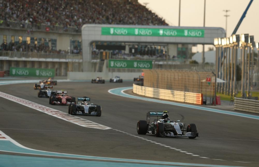 Alle F1-races live te volgen op open kanaal Ziggo Sport (Pro Shots / Zuma Sports Wire)