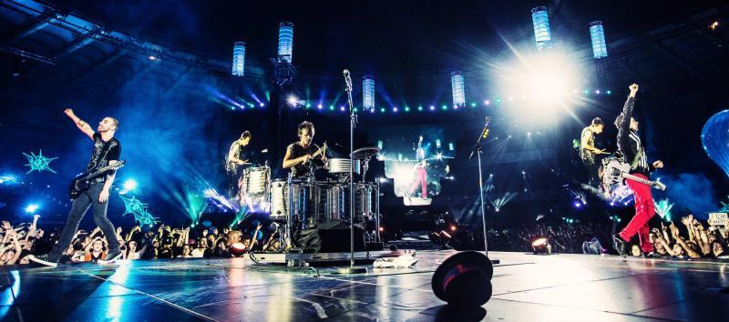 Muse (Foto: Festivalking.com)