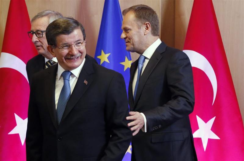 Turkije belooft maximale inzet