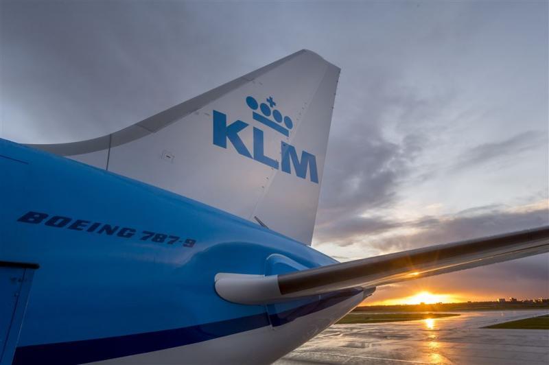 AF-KLM ziet passagiersstroom verder groeien