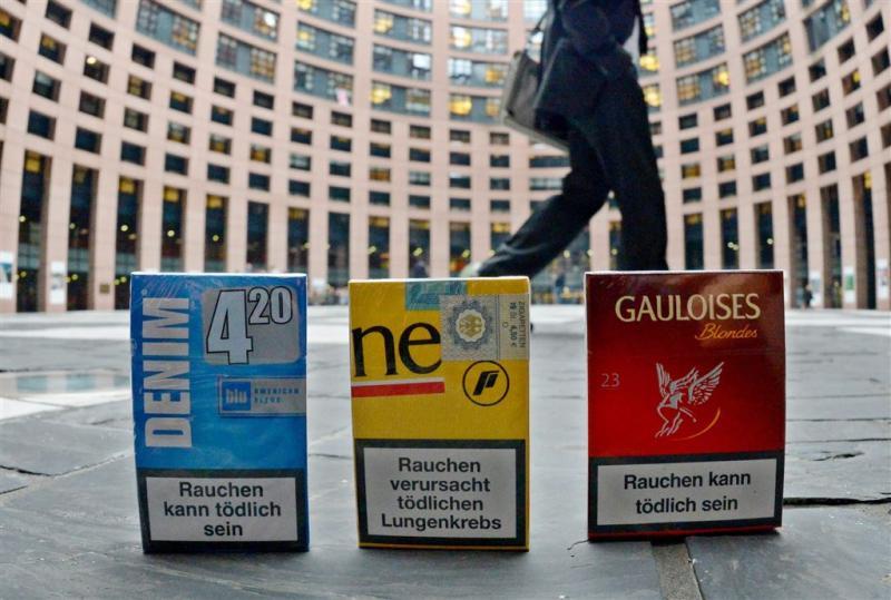 EP wil af van deal met tabaksindustrie