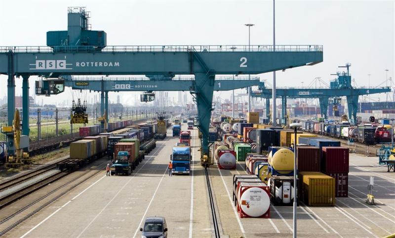 Havenspoorlijn Rotterdam wordt verlegd