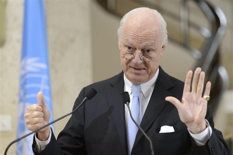 'Bestand in Syrië hoeft niet af te lopen'