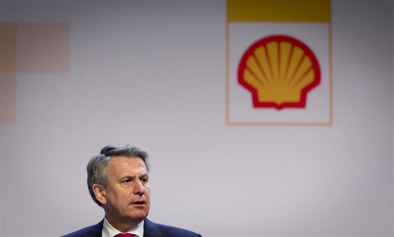 Topman Shell beurde 5,6 miljoen euro in 2015