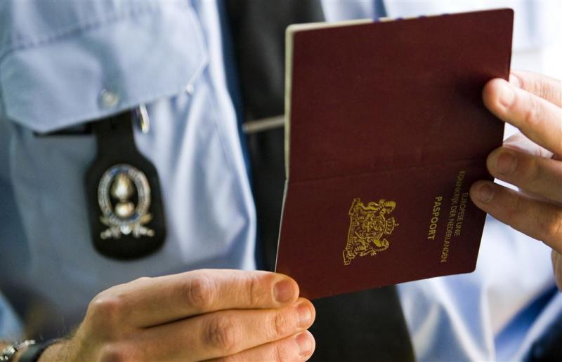 Foute vingerafdruk in deel paspoorten