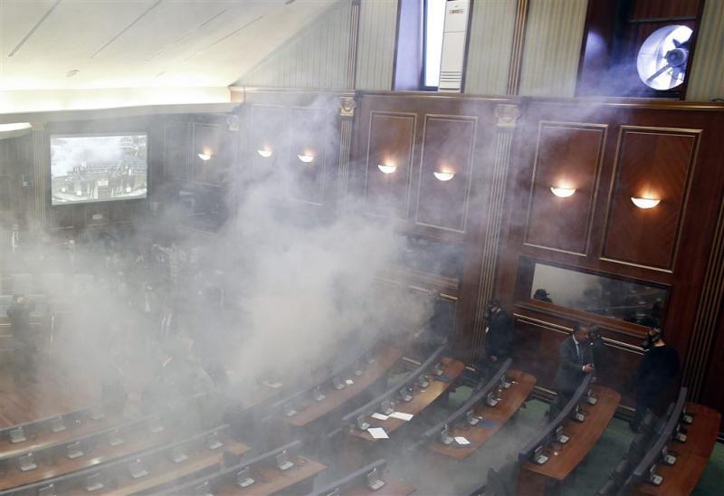 Regering Kosovo koopt bodyscan tegen rook