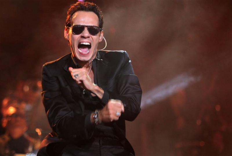 Marc Anthony opent nieuw weeshuis in Mexico