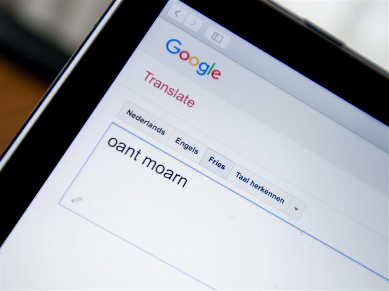 'Google Translate wordt zelflerend'