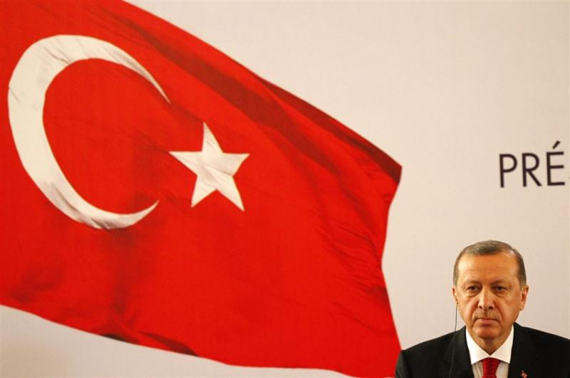 Erdogan waarschuwt Constitutioneel Hof