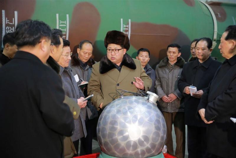 Noord-Koreaanse dictator wil meer kernproeven