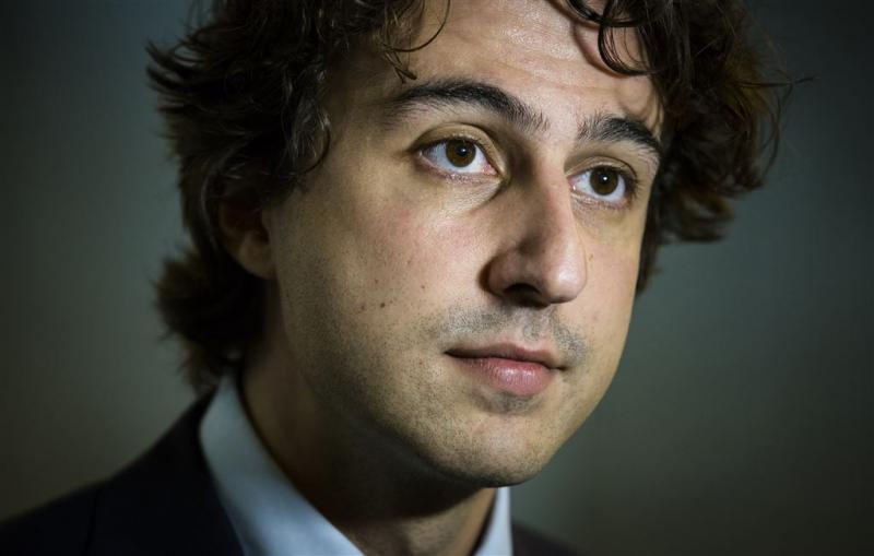 Jesse Klaver wordt lijsttrekker GroenLinks (Foto: ANP)