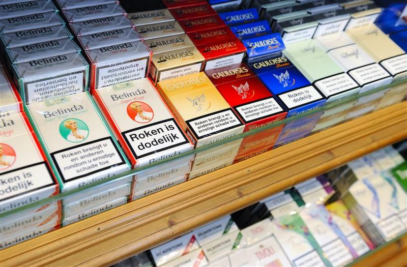 'Minder roken na verbod reclame in winkels'