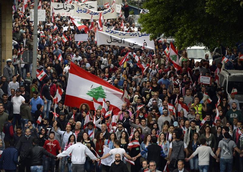 Libanon komt met oplossing voor vuilniscrisis
