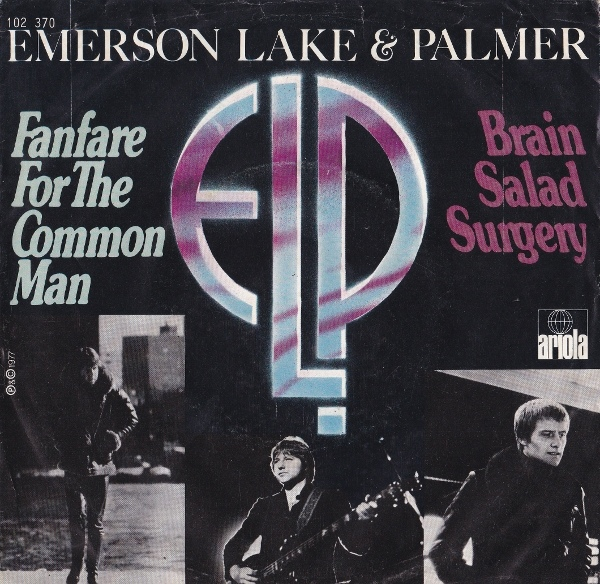 ELP - Fanfare For The Common Man