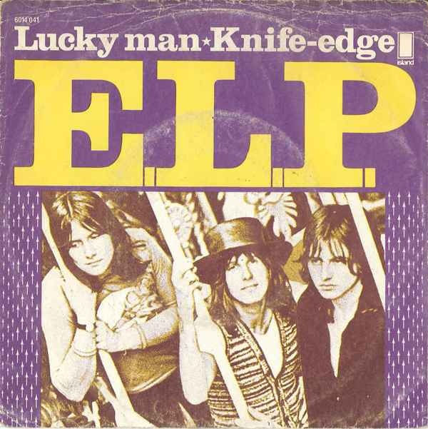 ELP - Lucky man