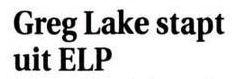 Uit het Nieuwsblad van het Noorden van 10 december 1998