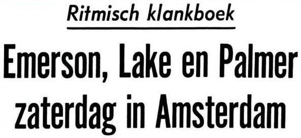 Uit het Nieuwsblad van het Noorden van 11 juni 1971