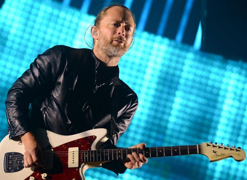 Radiohead geeft in mei twee concerten in HMH