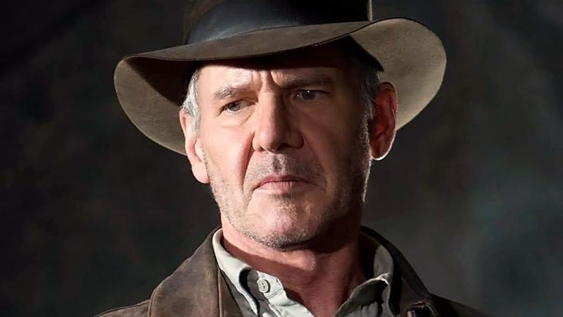 Harrison Ford als Indiana Jones