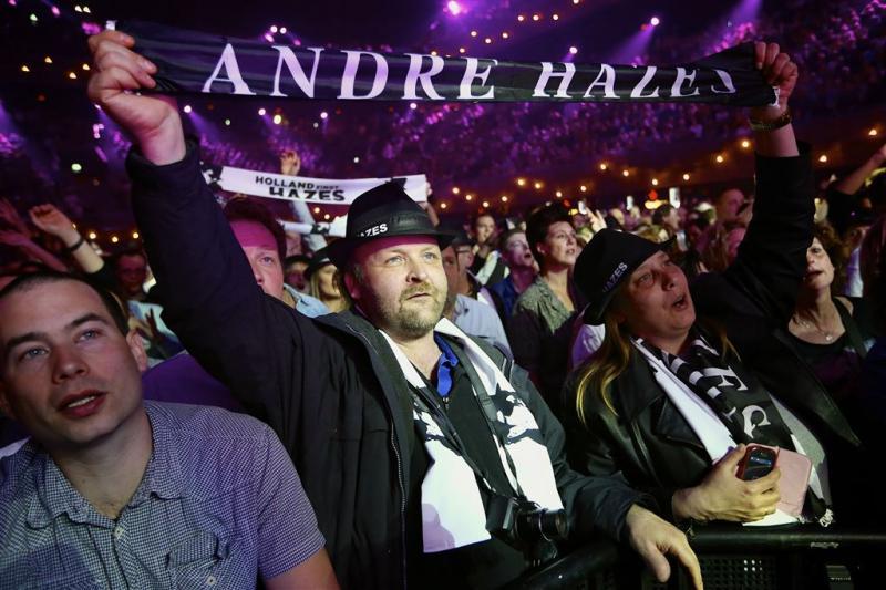 Holland zingt Hazes keert in 2017 terug