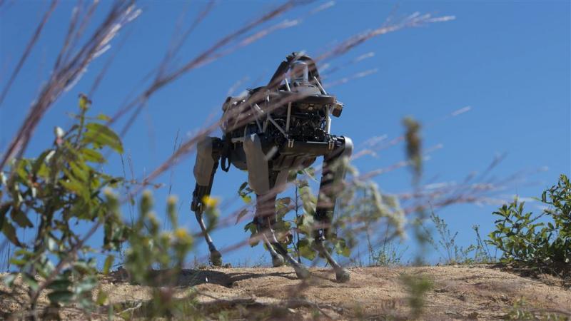 'Google stoot robotbouwer Boston Dynamics af'