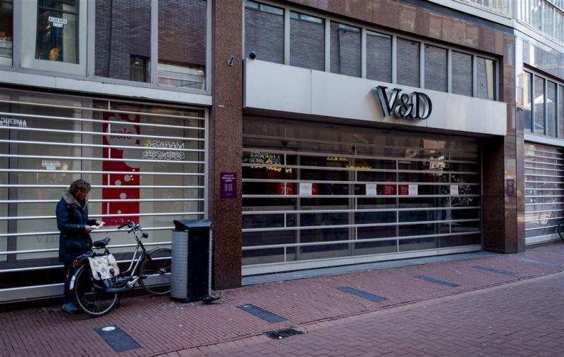 'Laatste uitverkoop V&D dichterbij'