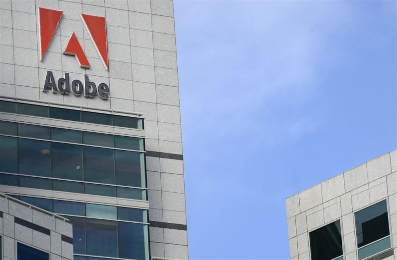 Clouddiensten bezorgen Adobe recordomzet
