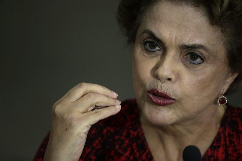 Protesten Brazilië om omstreden oud-president