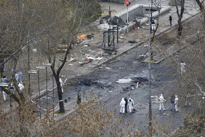 Koerdische groep dreigt met meer aanslagen