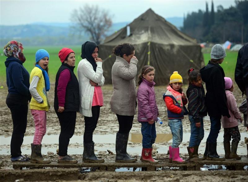 Vluchtelingenstroom naar Finland droogt op