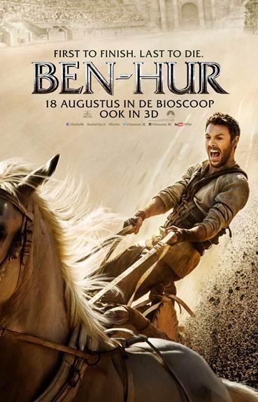 De poster voor Ben-Hur