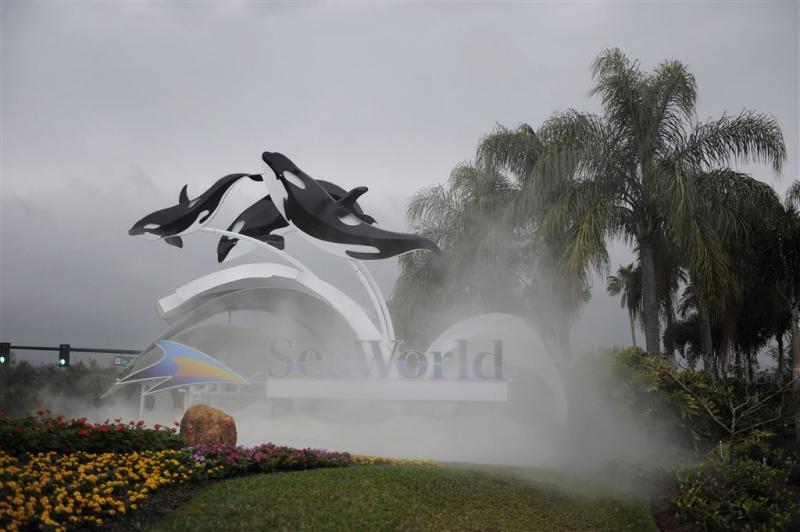 Sea World stopt met fokken orka's