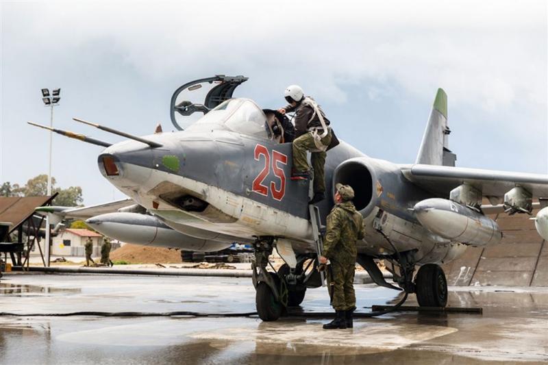 Poetin maakt balans op van inzet in Syrië
