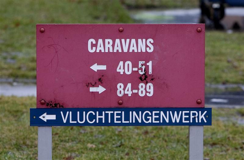 CBS: Daling asielzoekers houdt aan