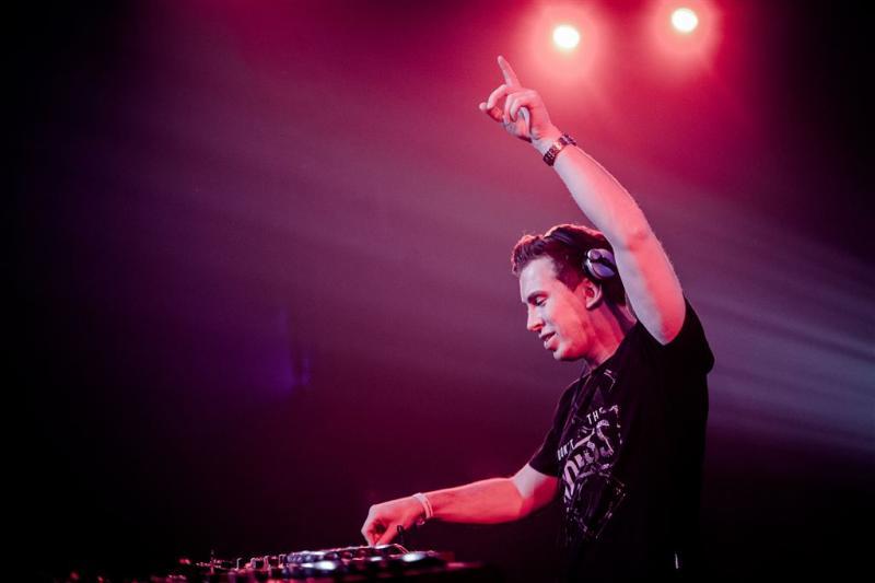 DJ Hardwell met elf nieuwe tracks in Miami