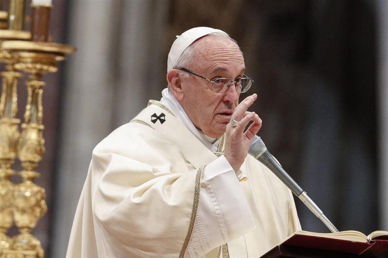 Paus populair op Instagram