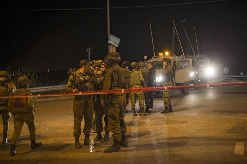 Israëliërs doden jonge Palestijnse aanvaller