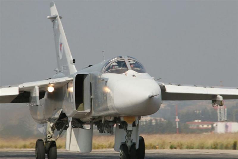 Meeste Russische vliegtuigen uit Syrië