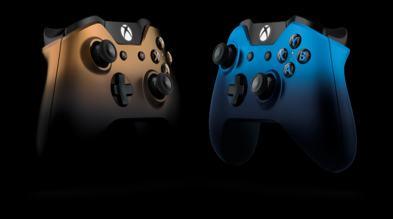 Nieuwe Special Edition controllers