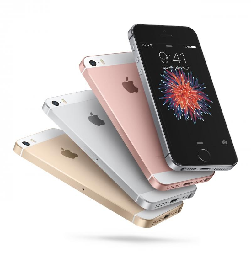 Apple iPhone SE (Foto: Apple)