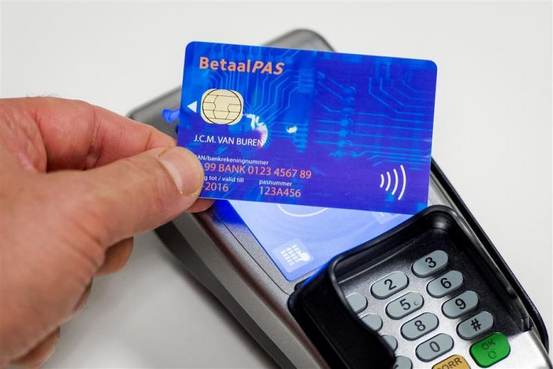Contactloos betalen in Europa in opmars
