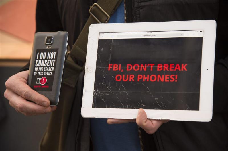 FBI kan iPhone mogelijk zelf kraken