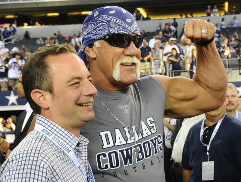 Hulk Hogan krijgt nog eens 25 miljoen dollar